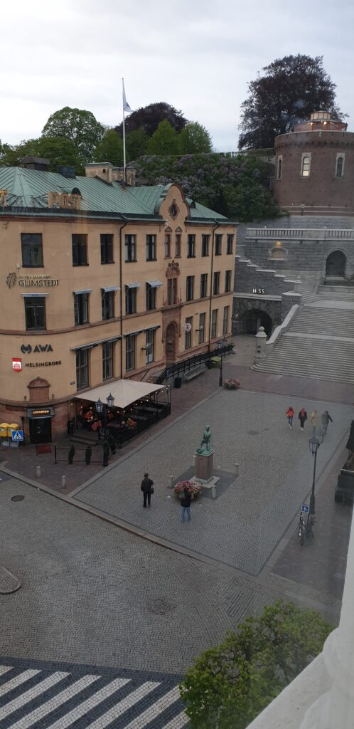 Helsingborg weekend